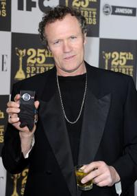 Michael Rooker at the 25th Film Independent's Spirit Awards.
