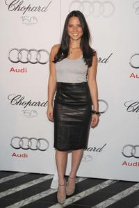 Olivia Munn at the Audi/Chopard EMMY week red carpet style kick-off party.