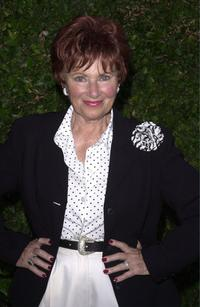 Marion Ross at the special performance of