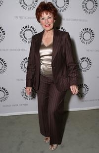 Marion Ross at the Paley Center for Media Presents