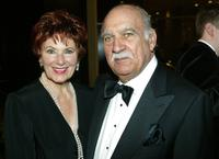 Marion Ross and Paul Michaels at the 56th Annual ACE Eddie Awards.