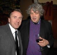 Tim Roth and Jeff Dowd at the after party of the premiere of