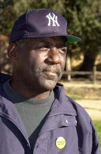 Richard Roundtree at the 5th Annual Expedition Inspiration Take-A-Hike benefit for breast cancer research.