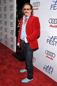 Mickey Rourke at the 2008 AFI FEST Centerpiece Gala screening of