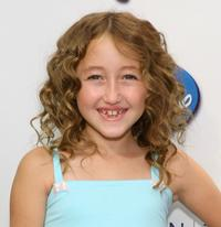 Noah Cyrus at the Official Launch of New Disney & Muppet Myzos.