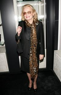 Gena Rowlands at the premiere of