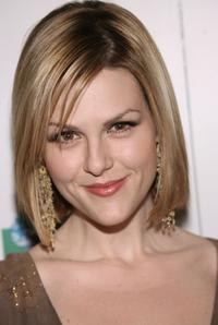 Sara Rue at the 20th Anniversary Genesis Awards.