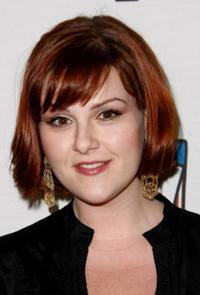 Sara Rue at the Seventh Annual World Poker Tour Invitational.