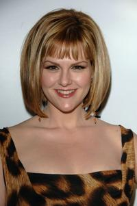 Sara Rue at the 21st Annual Genesis Awards.