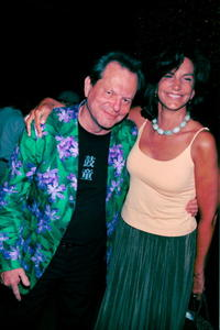 Mercedes Ruehl and Terry Gilliam at the Vision Awards and Screening Gala presented by the Filmmakers''s Alliance.