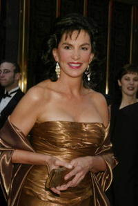 Mercedes Ruehl at the 56th Annual Tony Awards.