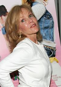 Deborah Rush at the premiere of