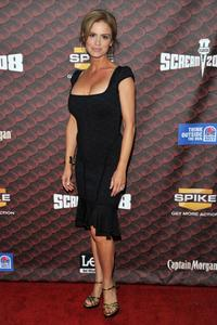 Betsy Russell at the Spike TV's 2008 Scream Awards.