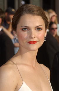 Keri Russell at the 8th Annual Screen Actors Guild Awards in L.A.