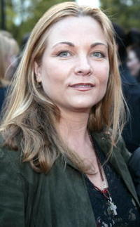 Theresa Russell at the world premiere of