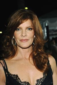 Rene Russo at the premiere of