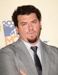 Danny R. McBride at the 18th Annual MTV Movie Awards in California.