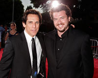 Ben Stiller and Danny R. McBride at the Los Angeles premiere of