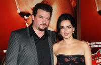 Danny R. McBride and Ana de la Reguera at the 2nd season premiere of