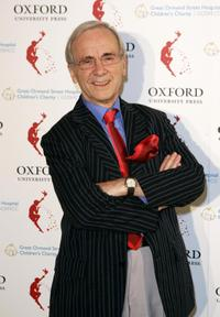 Andrew Sachs at the Kensington Palace.