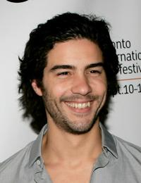 Tahar Rahim at the 2009 Toronto International Film Festival.