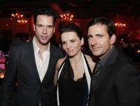 Juliette Binoche, Dane Cook and Steve Carell at the world premiere of Touchstone Pictures