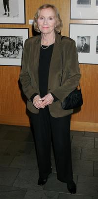 Eva Marie Saint at the Centennial Tribute to Otto Preminger.