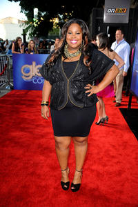 Amber Riley at the California premiere of