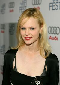Thora Birch at the AFI FEST premiere of