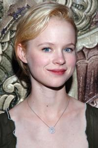 Thora Birch at the live reading of the Warner Bros. screenplay