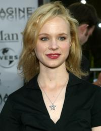 Thora Birch at the California premiere of