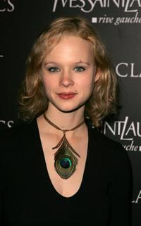 Thora Birch at the California screening of