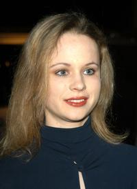 Thora Birch at