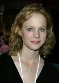 Thora Birch at the 5th Annual Women Rock Concert.