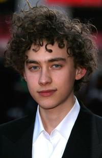 Olly Alexander at the UK premiere of