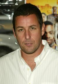 Adam Sandler at the special screening of