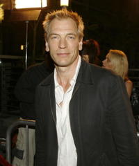 Julian Sands at the premiere of