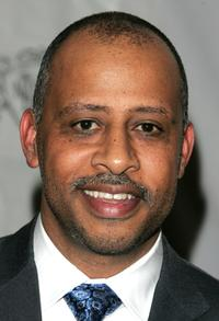 Ruben Santiago-Hudson at the 2005 National Board of Review of Motion Pictures Awards ceremony.