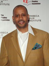 Ruben Santiago-Hudson at the TAA Awards during the Tribeca Film Festival.