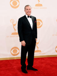 Al Sapienza at the 65th Annual Primetime Emmy Awards.