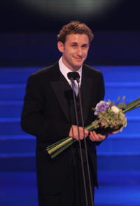 Michael Therriault at the 1st Seoul Drama Awards 2006 in South Korea.