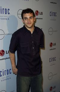 Fred Savage at the Ashton Kutcher and Endeavors MTV Movie Awards kick-off party.