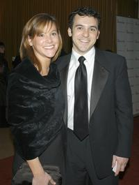 Jennifer and Fred Savage at the 55th ACE Eddie Awards.