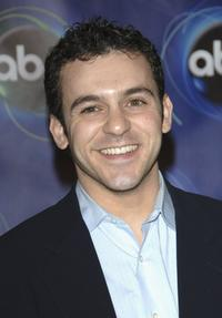 Fred Savage at the ABC Winter Press Tour All Star Party.