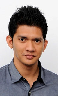 Iko Uwais at the portrait session of