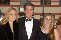 Olivia Scalia, Jack Scalia and Jacqueline Scalia at the 29th Annual Daytime Emmy Awards.