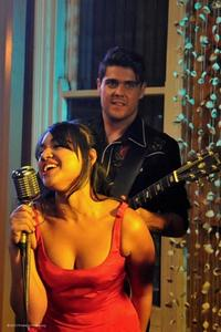 Jessica Mauboy as Rosie and Dan Sultan as Lester in