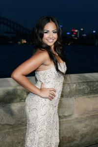 Jessica Mauboy at the Sydney premiere of