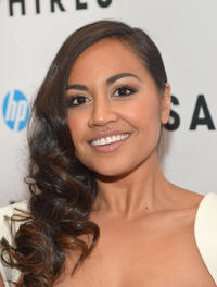 Jessica Mauboy at the New York premiere of