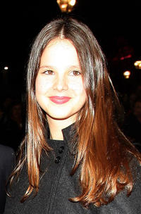 Rachel Korine at the premiere of